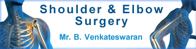 Mr Venkateswaran - Shoulder and Elbow Surgeon